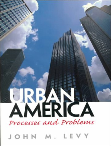 Urban America Processes and Problems  2000 edition cover