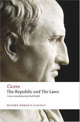 Republic and the Laws   2008 edition cover
