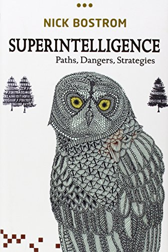 Superintelligence Paths, Dangers, Strategies  2014 edition cover