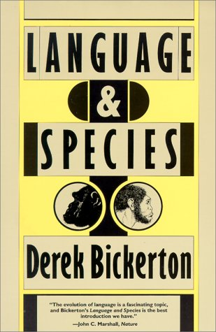Language and Species  N/A edition cover