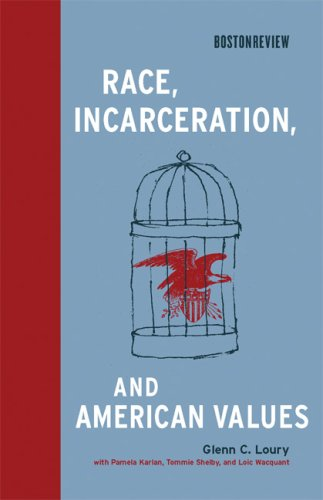 Race, Incarceration, and American Values   2008 edition cover
