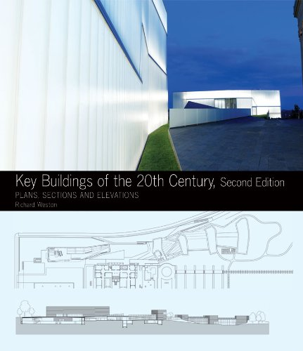 Key Buildings of the 20th Century Plans, Sections and Elevations 2nd 2010 edition cover