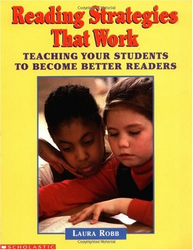 Reading Strategies That Work   1995 edition cover