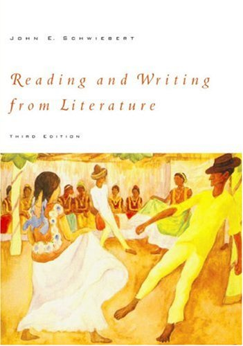 Reading and Writing from Literature  3rd 2005 edition cover