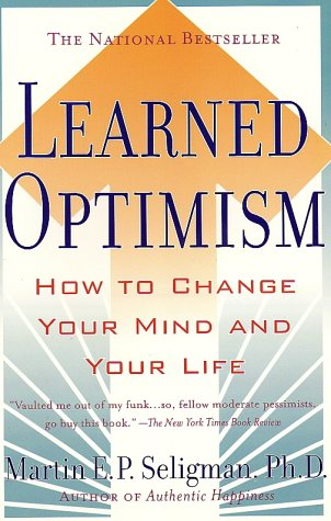 Learned Optimism How to Change Your Mind and Your Life  1998 edition cover