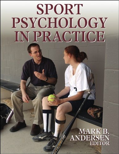 Sport Psychology in Practice   2005 edition cover