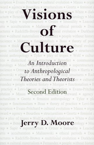 Visions of Culture An Introduction to Anthropological Theories and Theorists 2nd 2004 9780759104112 Front Cover