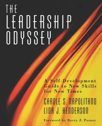 Leadership Odyssey A Self-Development Guide to New Skills for New Times  1998 edition cover