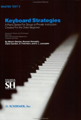 Keyboard Strategies Master Text II N/A edition cover