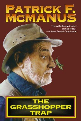 Grasshopper Trap  Revised edition cover