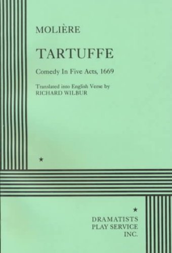 Tartuffe  N/A edition cover