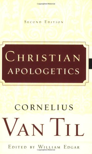 Christian Apologetics 2nd 2003 edition cover