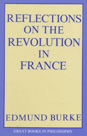 Reflections on the Revolution in France  Unabridged  edition cover