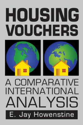 Housing Vouchers A Comparative International Analysis  1986 9780882851112 Front Cover