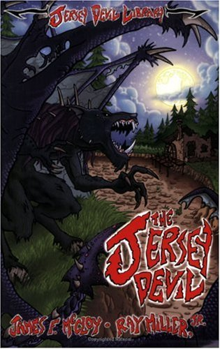 Jersey Devil  N/A edition cover