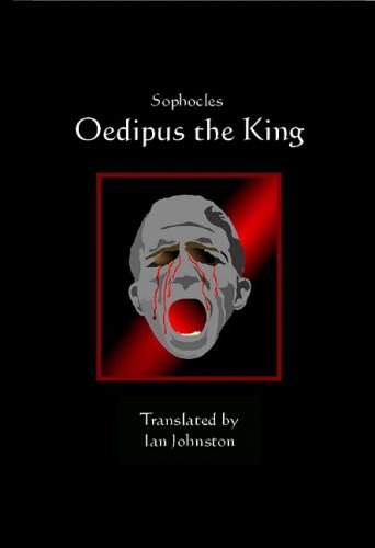 Oedipus the King   2007 9780979757112 Front Cover