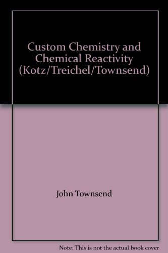 CHEMISTRY+CHEMICAL REACTIVITY, N/A 9781133307112 Front Cover