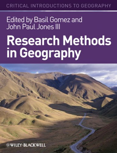 Research Methods in Geography   2010 edition cover