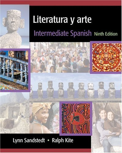 Literatura y Arte  9th 2008 (Revised) 9781413030112 Front Cover