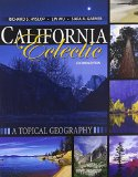 California Eclectic A Topical Geography 2nd (Revised) edition cover