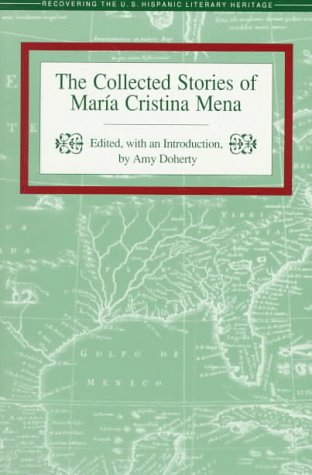 Collected Stories of Maria Cristina Mena  N/A edition cover