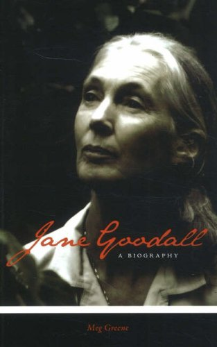Jane Goodall A Biography  2008 edition cover