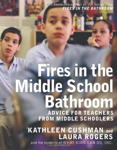 Fires in the   2007 edition cover