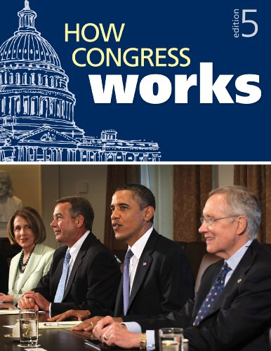How Congress Works  5th 2013 (Revised) edition cover