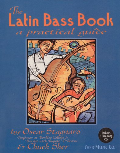 Latin Bass Book   2001 edition cover