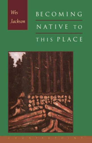 Becoming Native to This Place  N/A edition cover