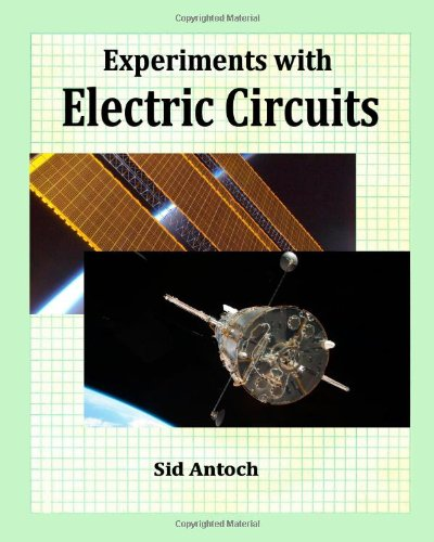 EXPERIMENTS WITH ELECTRIC CIRC N/A edition cover