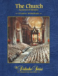 CHURCH:MYSTICAL BODY OF CHRIST-WORKBOOK N/A edition cover