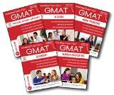GMAT Quantitative Strategy Guide Set  6th 2014 (Revised) 9781941234112 Front Cover