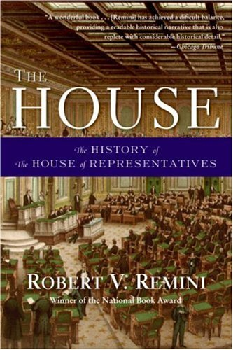 House The History of the House of Representatives N/A edition cover