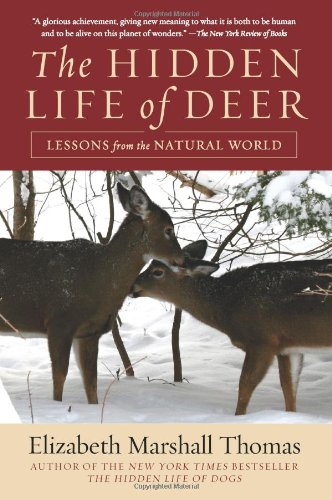 Hidden Life of Deer Lessons from the Natural World N/A edition cover