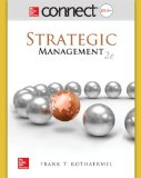 STRATEGIC MANAGEMENT-CONNECTPL N/A edition cover