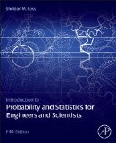 Introduction to Probability and Statistics for Engineers and Scientists  5th 2013 edition cover