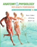Anatomy & Physiology for Health Professions:   2015 edition cover