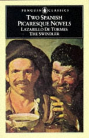 Two Spanish Picaresque Novels   1975 edition cover