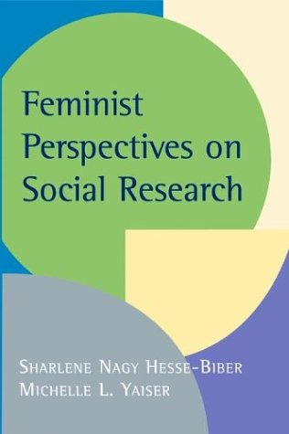 Feminist Perspectives on Social Research   2003 edition cover
