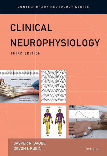 Clinical Neurophysiology  3rd 2009 edition cover