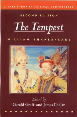 Tempest  2nd 2009 (Revised) 9780230222113 Front Cover