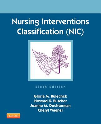 Nursing Interventions Classification (NIC)  6th 2012 edition cover