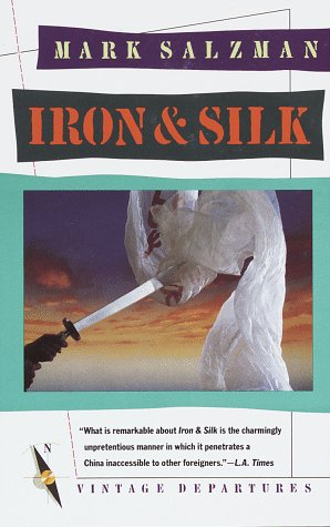 Iron and Silk  N/A edition cover