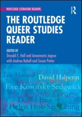 Routledge Queer Studies Reader   2012 edition cover