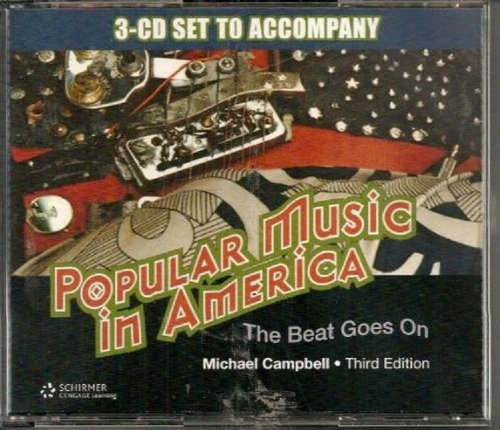 Popular Music in America The Beat Goes On 3rd 2009 edition cover