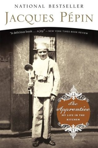 Apprentice My Life in the Kitchen  2003 edition cover