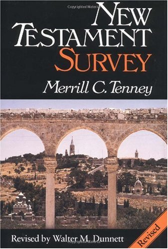 New Testament Survey   1985 (Revised) edition cover