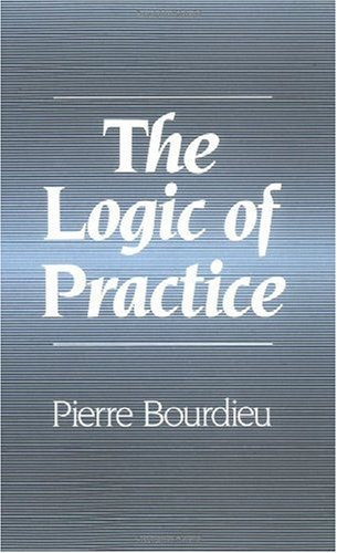 Logic of Practice   1990 edition cover