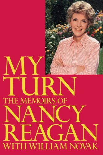 My Turn The Memoirs of Nancy Reagan N/A edition cover
